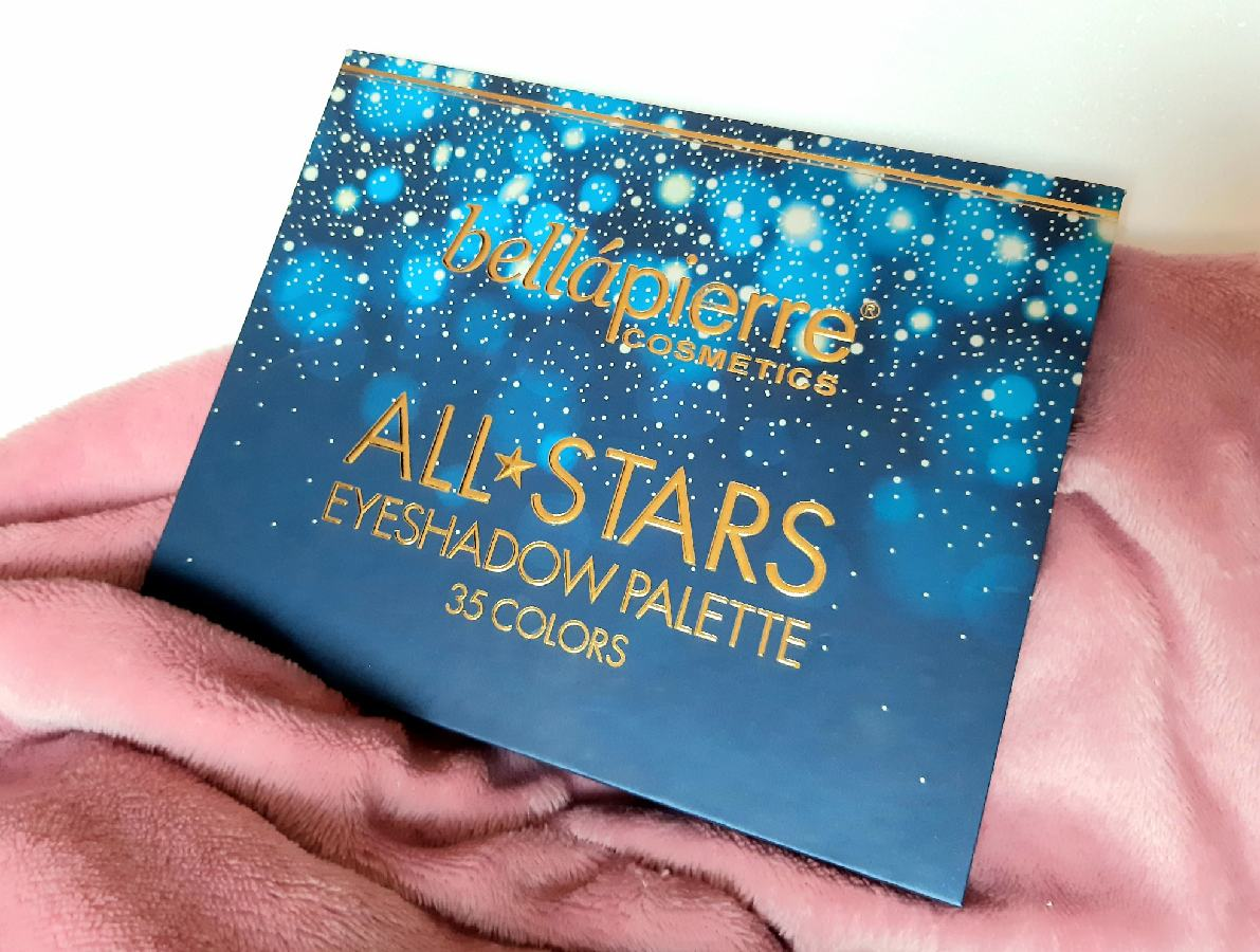 Bellapierre Cosmetics Eyeshadow Palette All Stars Review Swatches The Rouge Velvet Eye Palettes Makeup (3)