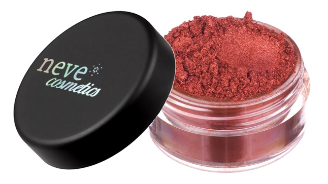 The Best Colorful Red Eyeliner Makeup Products - Neve Cosmetics Compilation Loose Eyeshadow Pigment